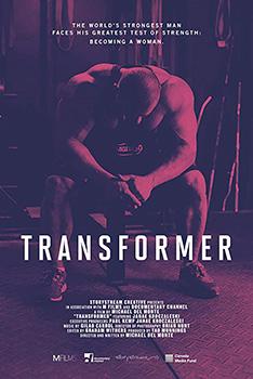 Transformer, poster, Michael del Monte,
