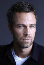 JR Bourne, actor,