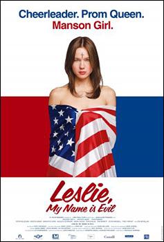 Leslie My Name is Evil, movie, poster,