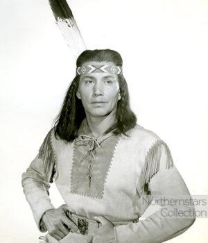 Jay Silverheels, actor,