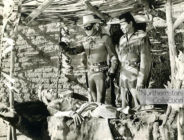 Jay Silverheels, The Lone Ranger, image,