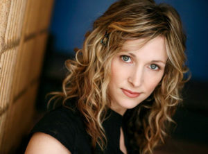 Janine Theriault, actress,