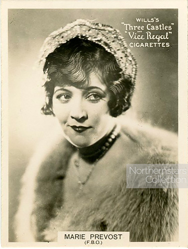 Marie Prevost, biography, image,