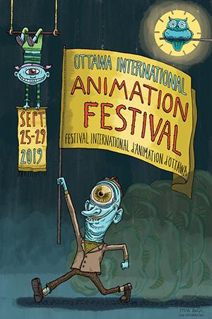 Canadian films Push Boundaries at OIAF 43, poster,