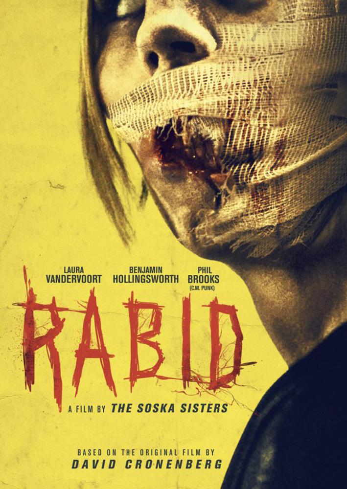 Resultado de imagem para rabid 2019 movie poster