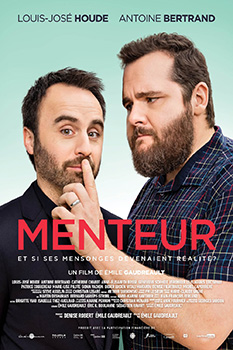 Menteur, movie, poster,