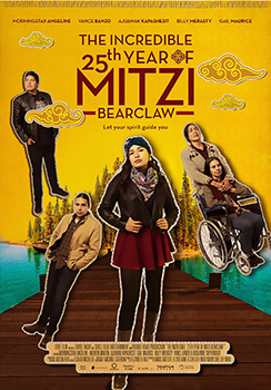 The Incredible 25th Year of Mitzi Bearclaw, movie, poster,