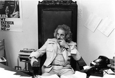 Harry Gulkin, producer,