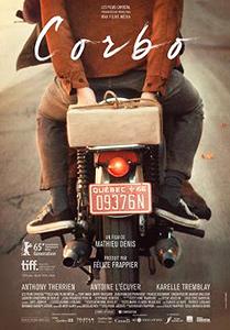 Corbo, movie poster