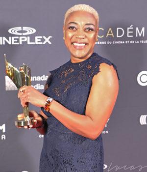 Karen Robinson, actress,