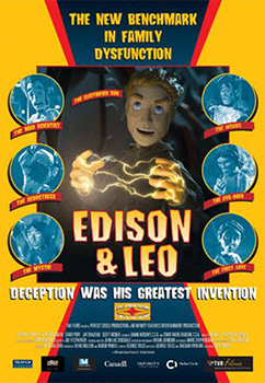 Edison & Leo, movie, poster,