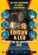 Edison & Leo, movie, poster,