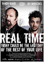 Real Time, movie, poster,