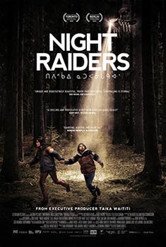 Night Raiders, movie, poster,