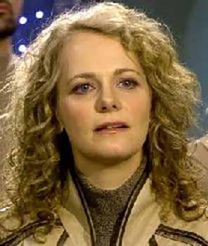 Megan Leitch, actress,