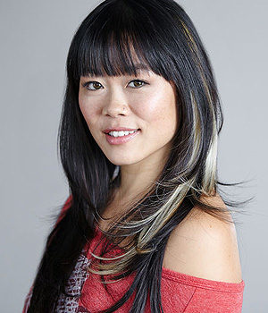 Grace Lynn Kung, actress,