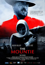 Movie poster for the 2011 film The Mountie