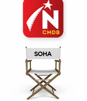 Amanda Soha, actress,