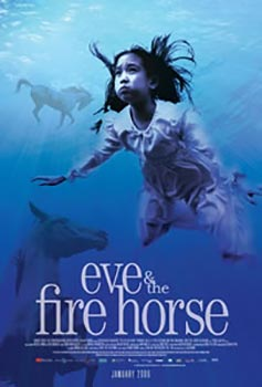 Eve and the Fire Horse, movie, poster,