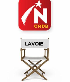 Caroline Lavoie, actress,