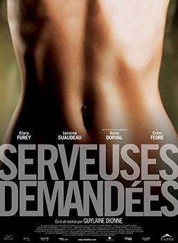 Serveuses demandées, movie, poster,