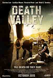 Death Valley, movie, poster,