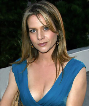Jessalyn Gilsig, actress,