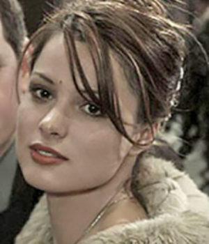 Marina Eva, actress,