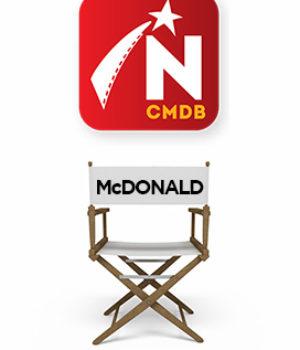 Ryan Alexander Mcdonald, actor,