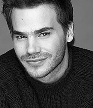 Sébastien Huberdeau, actor,