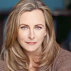 Laura de Carteret, actress,