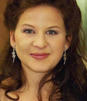 Éveline Gélinas, actress,