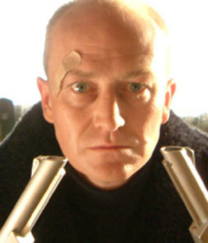 Bruce Hunter, actor,