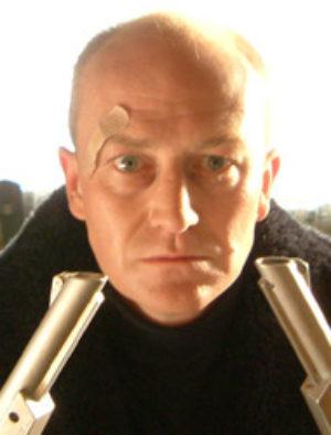 Bruce Hunter, actor,