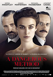 ;A Dangerous Method, movie poster;