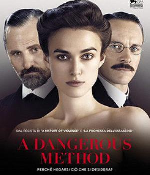 A Dangerous Method, movie poster
