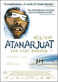 Atanarjuat: The Fast Runner, movie, poster,
