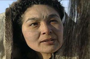 Neeve Irngaut, actress,