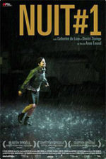 Nuit #1, movie poster