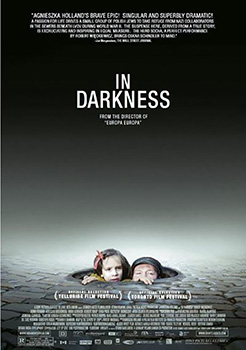 In Darkness, movie, poster,