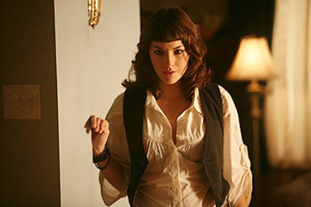 Mylène St-Sauveur, actress,
