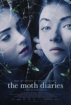 The Moth Diaries, movie, poster,