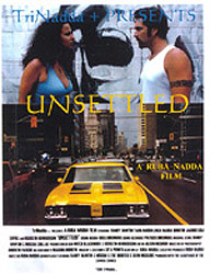 ;Unsettled, movie poster;
