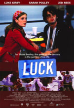 Luck, 2003, movie poster,