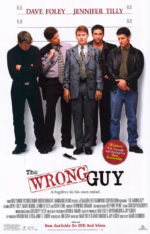 The Wrong Guy, movie poster