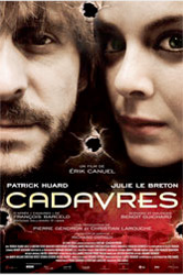 ;Cadavres, movie poster;