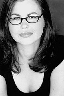 Dominique Petin, actress,