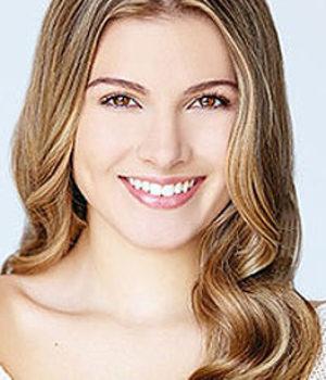 Kalinka Petrie, actress,
