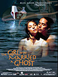 ;The Girl Who Married a Ghost, movie poster;