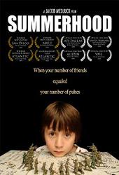 Summerhood, movie poster,